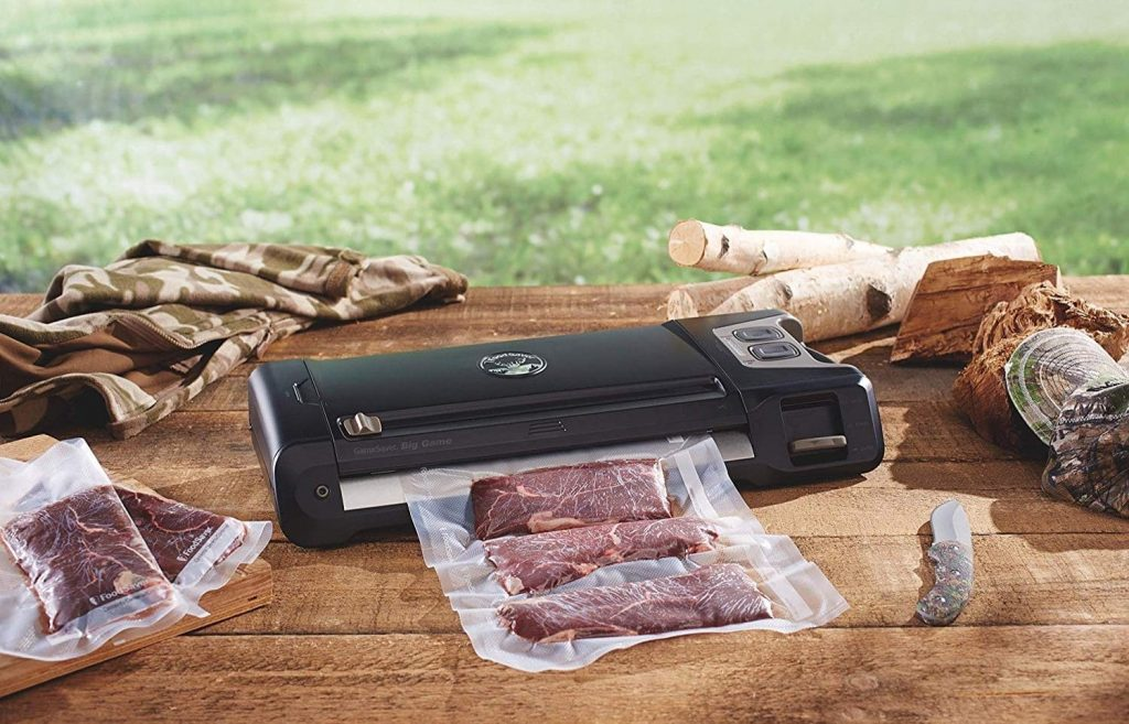7 Best Vacuum Sealers for Fish and Game - Keep Your Foods Fresh Five Times Longer!