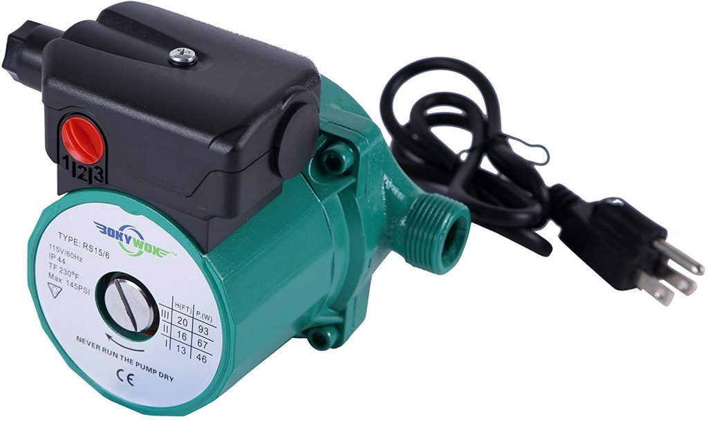 6 Excellent Hot Water Recirculating Pumps to Get Warm Water without Delay