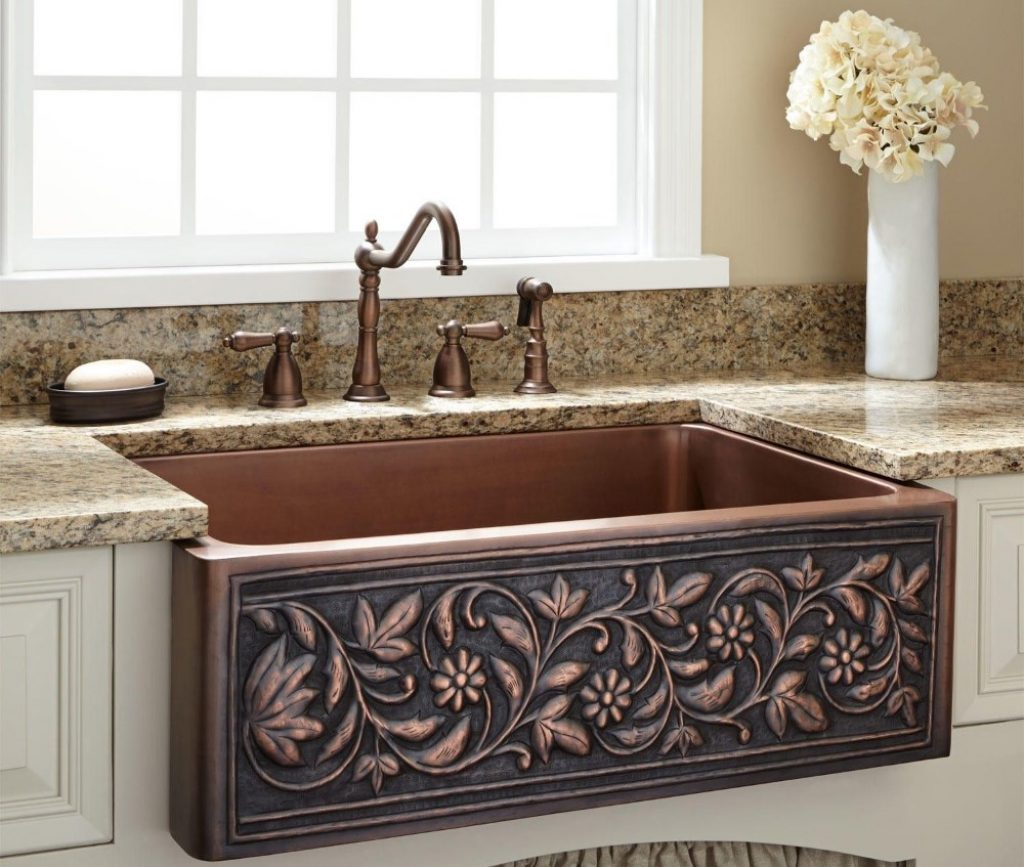 7 Great Copper Sinks for the Best Functionality and Style