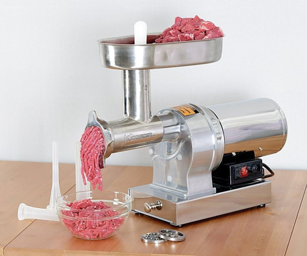 5 Superior Meat Grinders for Bones - Reviews and Buying Guide