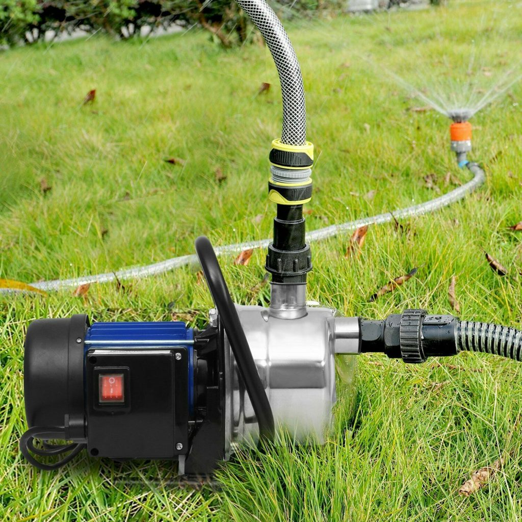 Top 7 Shallow Well Pumps to Lift Water from a Depth of up to 20 Feet
