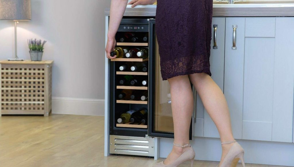 5 Outstanding Under Counter Wine Coolers - Compact Storage of Your Favorite Alcohol