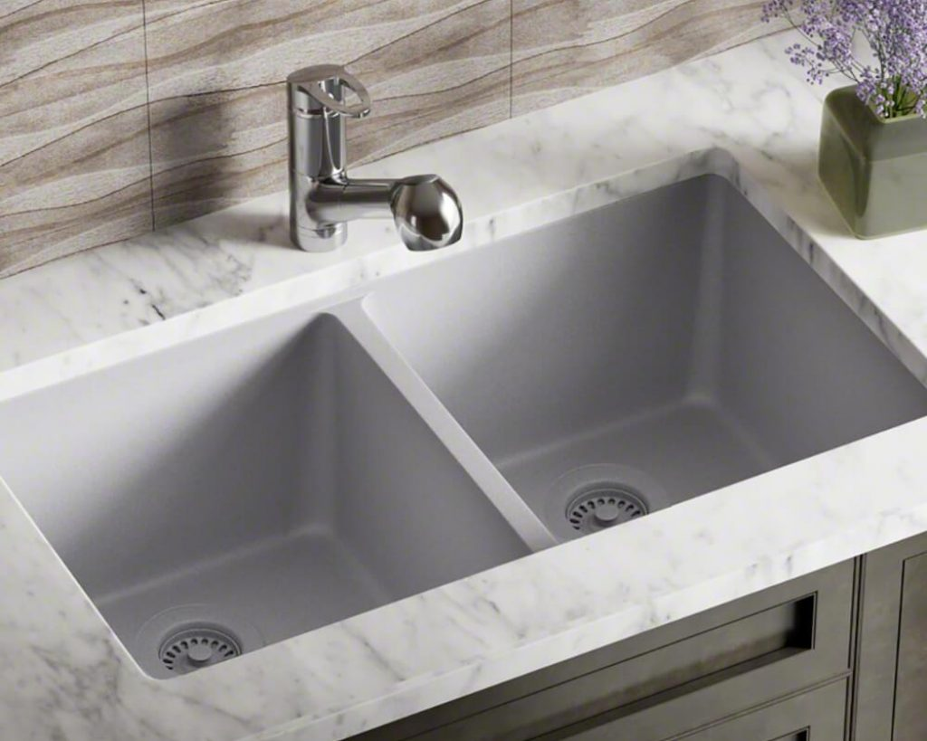 10 Best Undermount Kitchen Sinks for Granite Countertops - Sleek and Elegant Kitchen Design