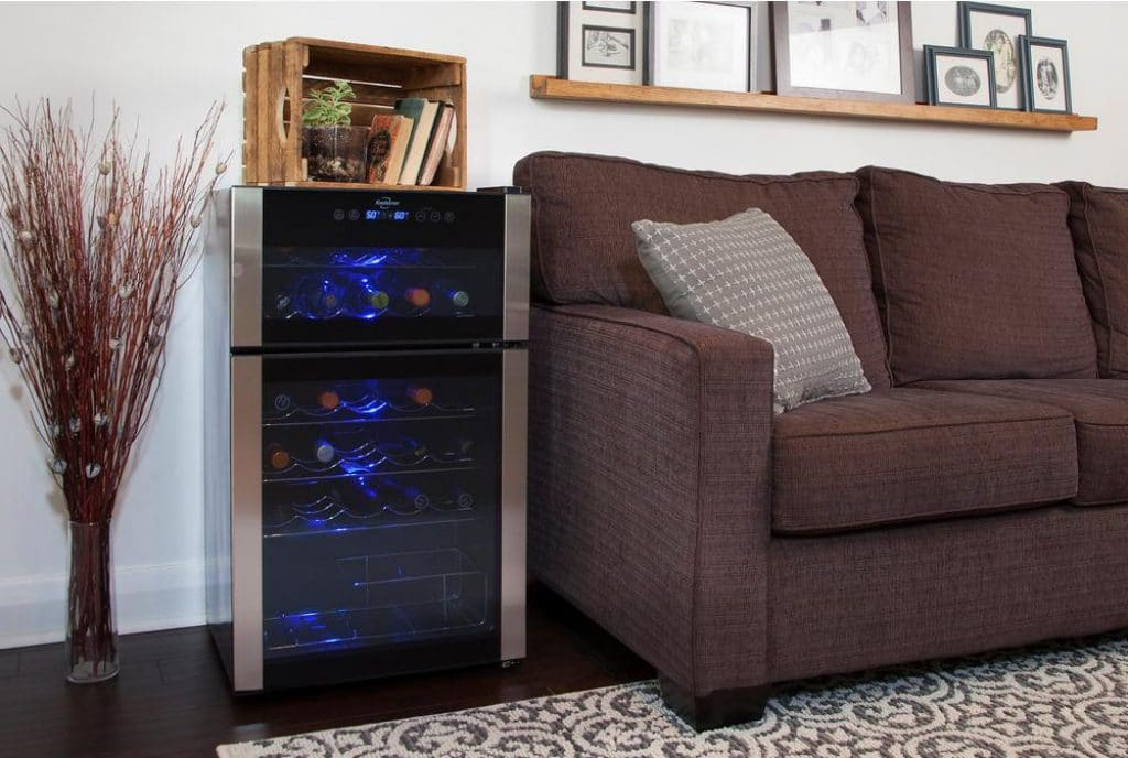 9 Excellent Dual-Zone Wine Coolers for Proper Beverage Storing