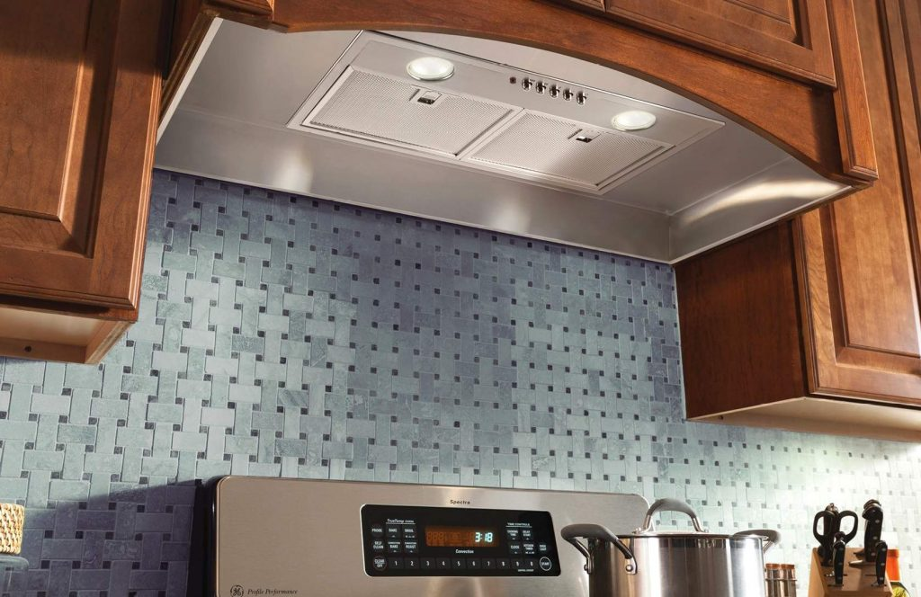5 Best Under Cabinet Range Hoods - Suitable For Any Kitchen