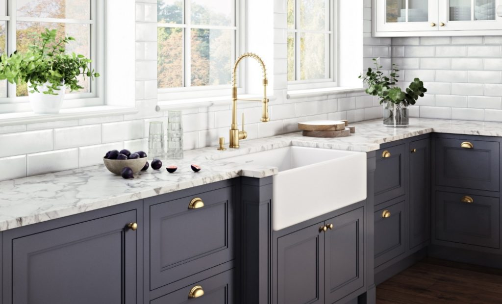 5 Best Fireclay Sinks - It Stands for Durability And Style