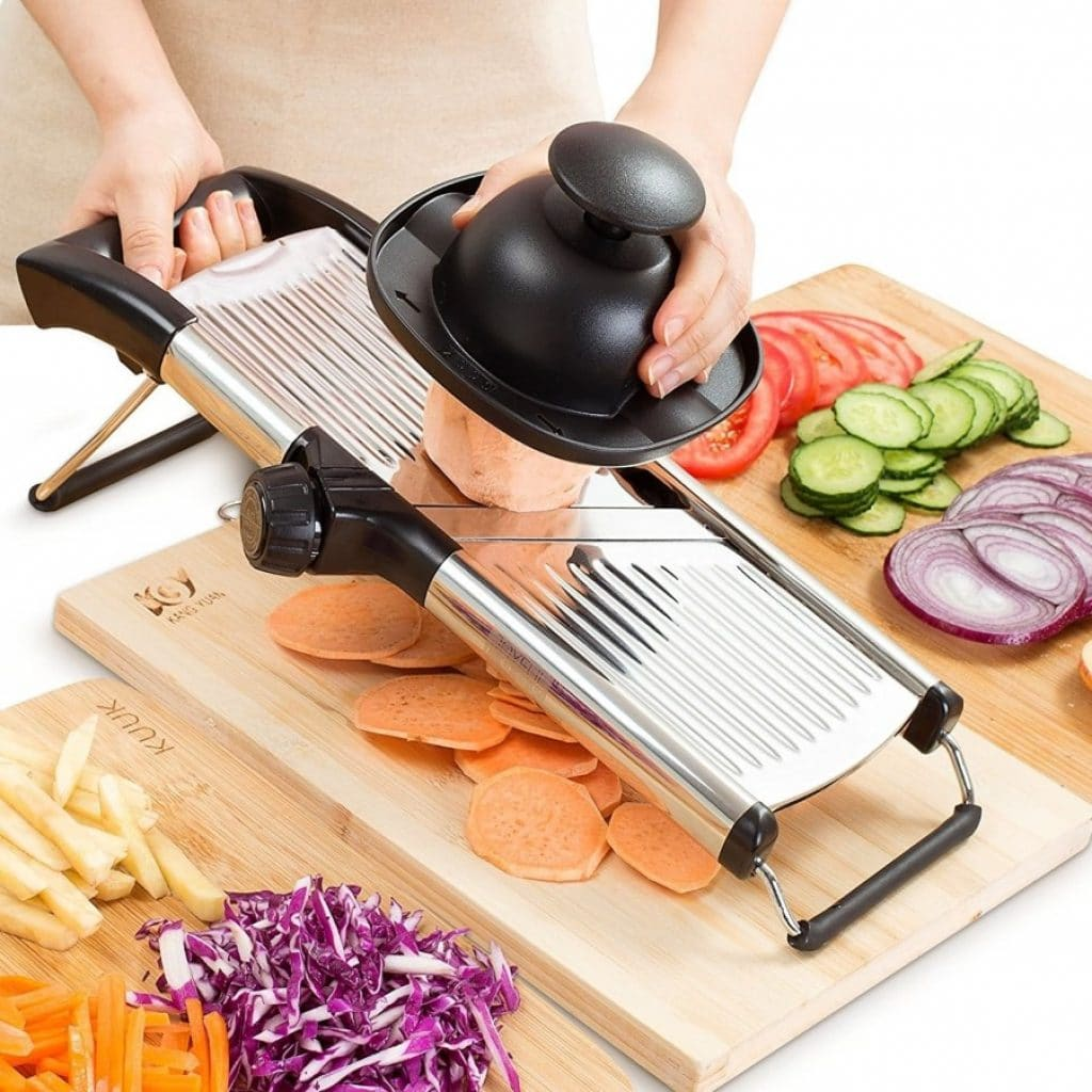 8 Best Mandoline Slicers for Sweet Potatoes - Your Heavy-Duty Slicer