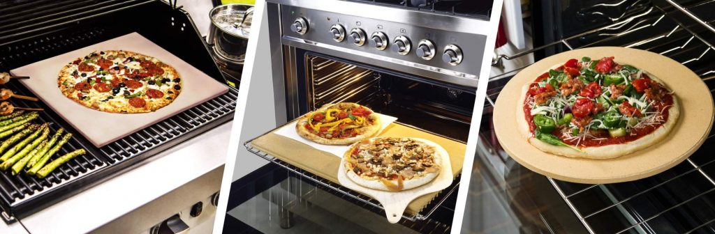 8 Wonderful Pizza Stones for Perfectly Cooked Dough