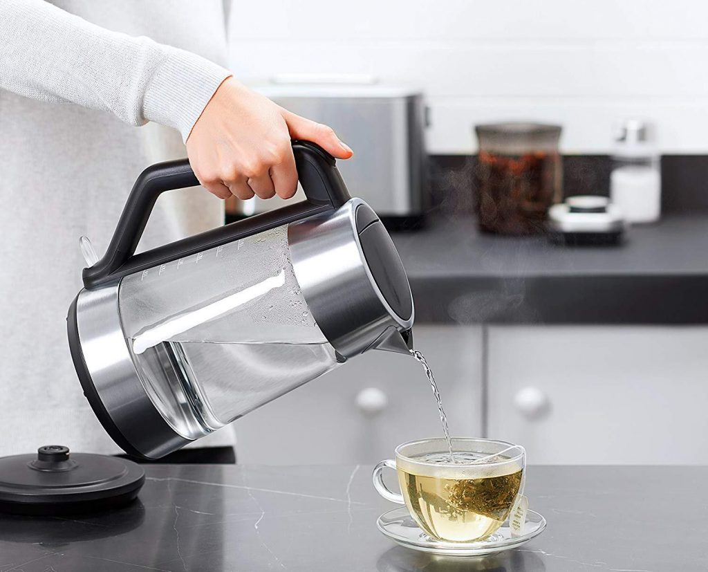 6 Best Glass Tea Kettles- Boiling Under Control