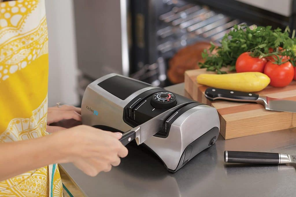 12 Best Electric Knife Sharpeners to Work On Any Type of Knives