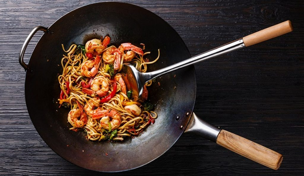 8 Excellent Woks for Home and Restaurant