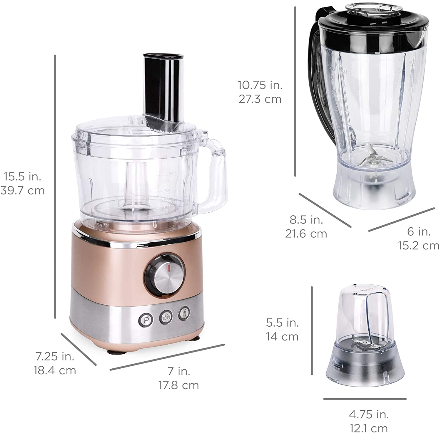 5 Best Blenders Food Processors - Expert Reviews [Upd. Sept. 2020]