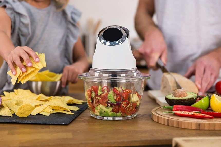 7 Amazing Electric Vegetable Choppers for Effortless Cooking