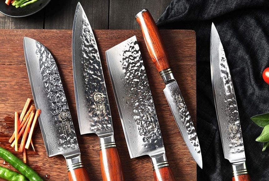 10 Best Kitchen Knife Sets - Every Knife You Might Need!