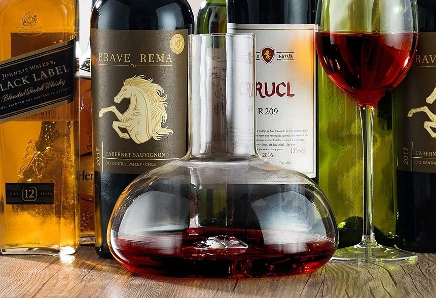 6 Best Wine Decanters - Let Your Wine Breath