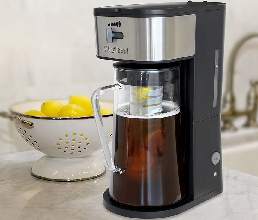 8 Best Iced Tea Makers to Make Cold and Refreshing Drinks