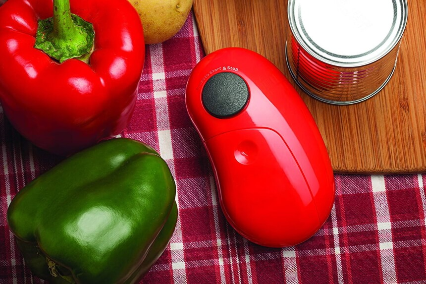 8 Best Handlheld Electric Can Openers - Reviews and Buying Guide