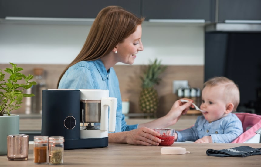 6 Greatest Blenders for Baby Food to Keep All Nutrients