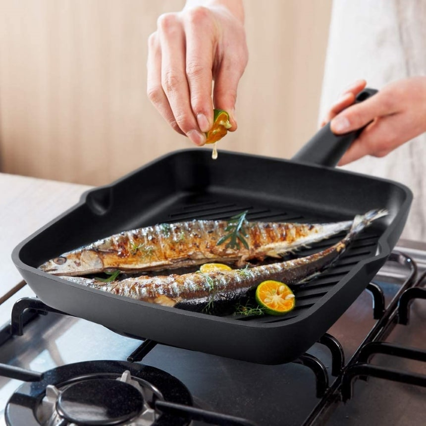 9 Best Grill Pans Of Your Dreams For Your Kitchen