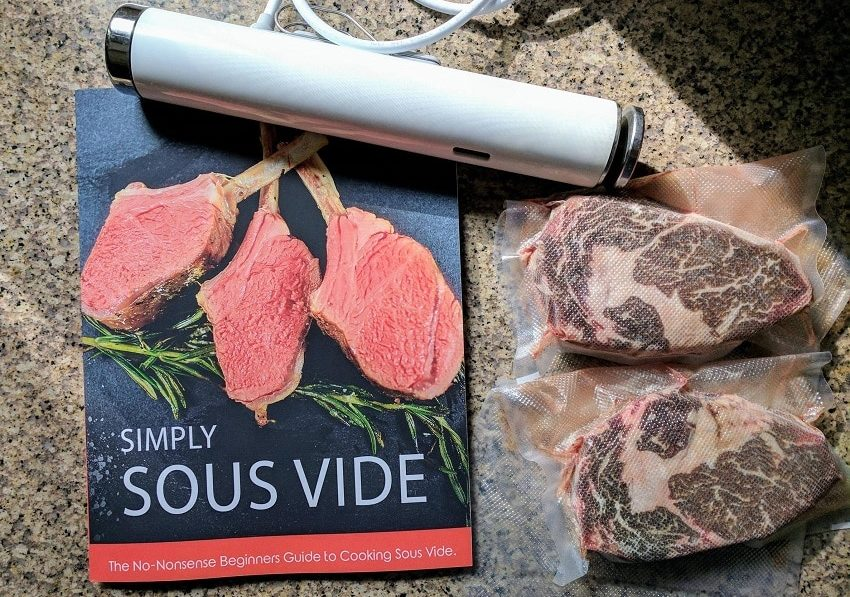10 Best Sous Vide Cookbooks - Take Your Sous Vide Skills to a New Level!