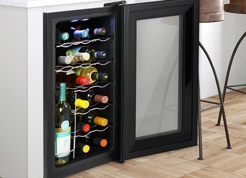 5 Best Countertop Wine Coolers - Enjoy Your Wine At The Right Temperature