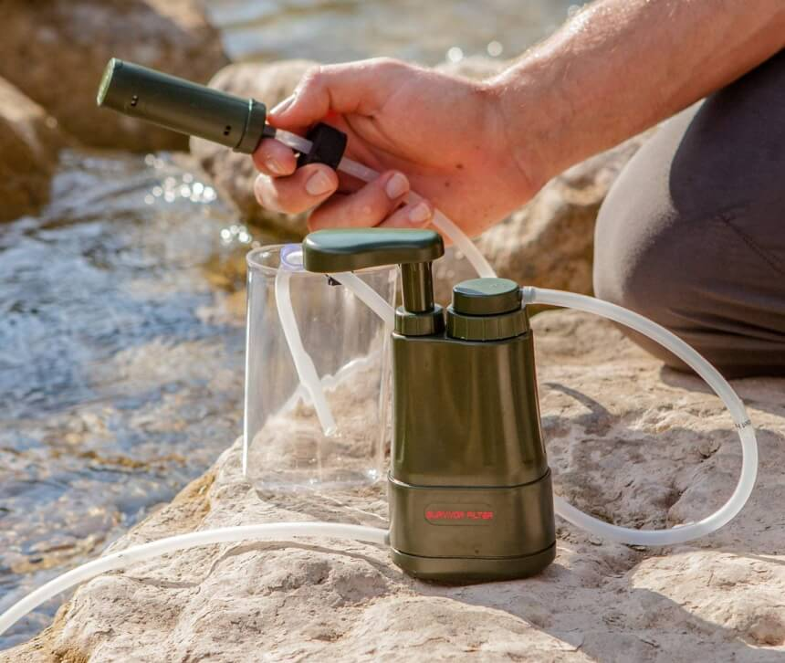 8 Best Portable Water Filters - Drink Safely Anywhere!