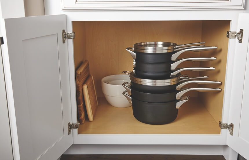8 Best Stackable Pots and Pans Sets - Space-saving and Versatile