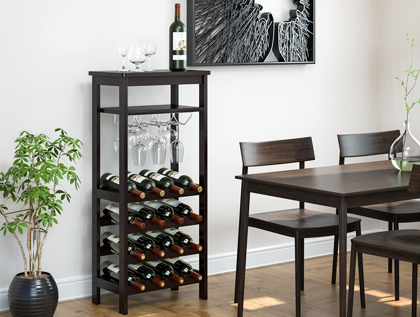 10 Best Wine Racks for Perfect Storage and Display