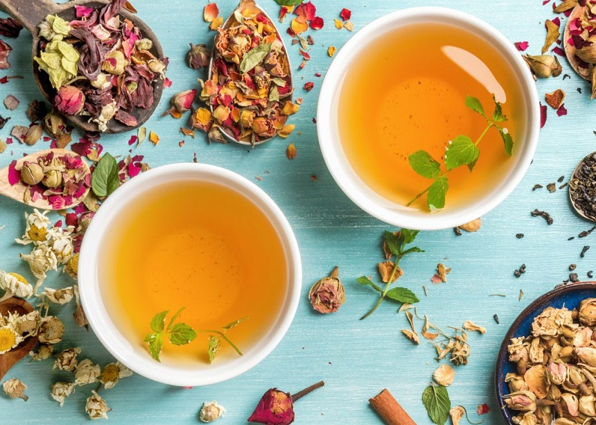 8 Best Herbal Teas - Natural Remedy with a Great Taste