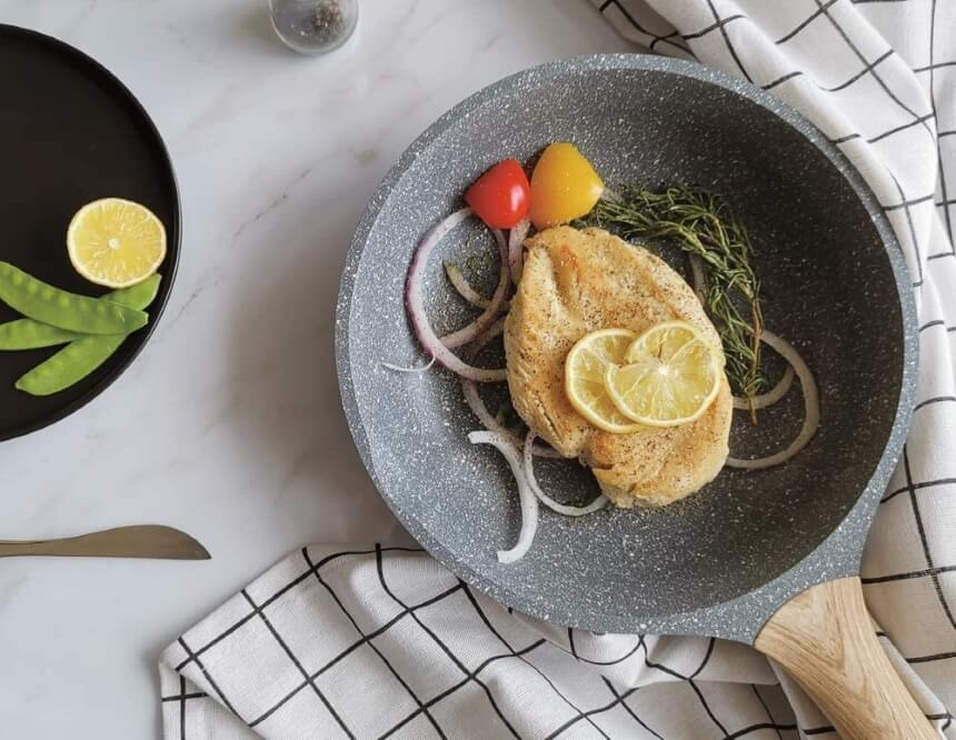 7 Best Stone Frying Pans - Stylish, Durable and Healthy