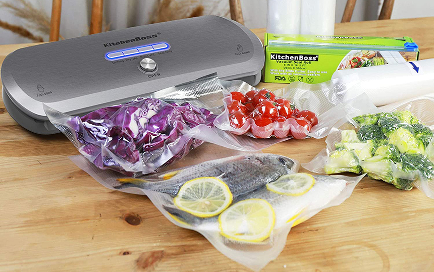 10 Outstanding Vacuum Sealers to Master Sous Vide Cooking